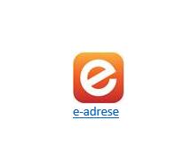 E-adrese logo