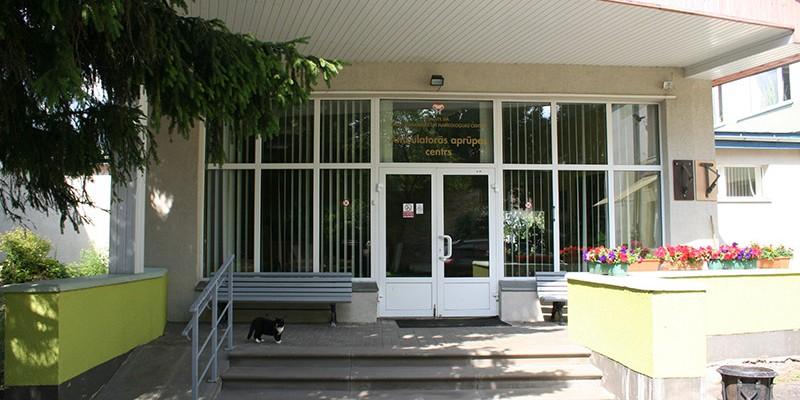 Ambulatorais centrs Veldre