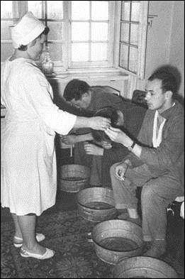 Alkohola atkarīgo ārstēšana, XX gadsimta 70-tie gadi