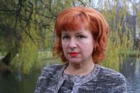 Valdes priekšsēdētāja vietniece Irina Starkova